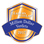 Leader IN the Law Million Dollar Verdicts 2017