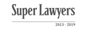 Super Lawyers 2013-2019 Logo